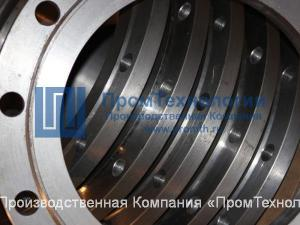 Фланцы сосудов и аппаратов по ГОСТ 28759.3-90