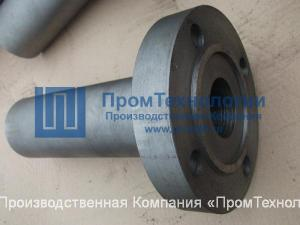 Штуцера точеные цельнокованые по АТК 24.218.06-90