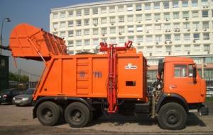 Продается мусоровоз КО-449-02 «Коммаш» от официального дилера