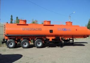 Продается полуприцеп-цистерна НЕФАЗ-96894