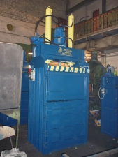 Прессы для ПЭТ-бутылок ПГП-30М