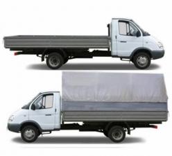 Удлинение Газели и других грузовых автомобилей Валдай, Садко 3308