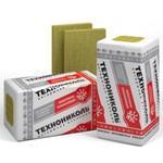 Теплоизоляция Техноблок Стандарт (45 кг/м3) 1200х600х50 /12 пл, 1 уп=0,432 м3, 8,64 м2, 1 п-6,912 м3