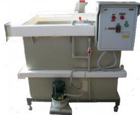 УДЭ-2К Установка для приготовления и дозирования кислого  электролита