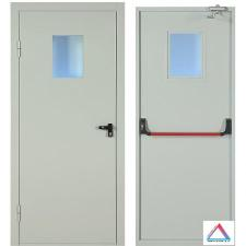 Противопожарные двери ДПМ с установкой от производителя
