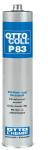 P83 OTTOCOLL - Густой эластичный полиуретановый клей-герметик для компенсирующего динамические нагрузки склеивания и уплотнения безусадочного отвердевания