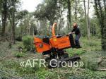 Измельчитель древесины гусеничный TIMBERWOLF TW 190TVGTR