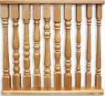 Балясины и элементы лестниц