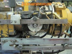Ремонт электрооборудования термопластавтоматов Хмельницкого завода термопластавтоматов в Минске. Установка микроимпульсных измерителей линейных перемещений на ТПА.