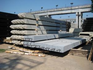 Сваи мостовые квадратного сечения 35