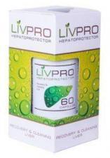 LivPro (ЛивПро) препарат для восстановления и очищения печени