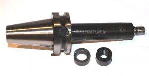 Оправки для дисковых фрез, хвостовик по ГОСТ 25827-93 исп.1 (DIN 2080),конус 40, вылет 75-120, диаметр 16-32