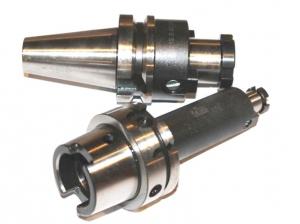 Оправки для насадных торцовых фрез, хвостовик цилиндрический, (вспомогательный инструмент для фрезерных патронов)