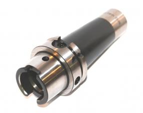 Втулки переходные удлиненные для инструмента с конусом Морзе и резьбовым отверстием по ГОСТ 25557-82 (DIN 228/B), хвостовик по HSK 63, вылет 120-160, для многофункциональных центров