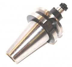 Оправки комбинированные для насадных торцовых фрез и насадных фрез с продольной шпонкой, хвостовик по ГОСТ 25827-93 исп.1 (DIN 2080), конус 50, вылет 55, диаметр 16-50