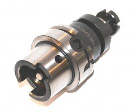 Оправки комбинированные для насадных торцовых фрез и насадных фрез с продольной шпонкой, хвостовик HSK 63 по DIN 69893, для многофункциональных центров