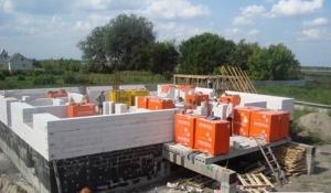 Бригада каменщиков на газобетон AEROC и YTONG (1400 руб/м3)
