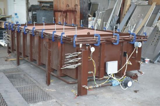 Вакуумная сушка для древесины своими руками