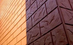 Фасадные плиты Азстром, утепление+красивая отделка