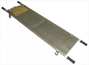 Носилки санитарные продольно складные с каркасом из алюминиевого сплава