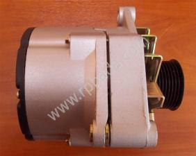 Генератор 28V/55A  на двигатель WD10G бульдозера SHANTUI SD16 612600090352