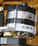 Генератор на двигатель WD10 бульдозера SHANTUI SD16 612600090705