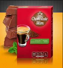 Chokolate Slim с грибом Линчжи. Сбрасывай вес легко.