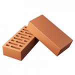 Кирпич керамический М100 250*120*65