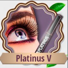 """Для роста ресниц и бровей- раствор """"Platinus"""""""