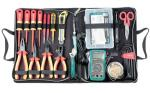 Набор инструментов для работы с высоким напряжением (до 1000В) Pro+sKit PK-2807B