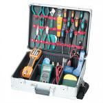 Набор инструментов для обслуживания телефонных сетей PK-4019B