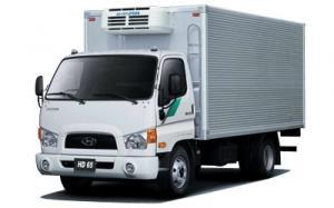 Hyundai HD-65 рефрижераторный/изотермический