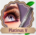 """Гель для роста ресниц и бровей раствор """"Platinus V"""""""