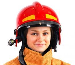 Шлем-каска ШКПС красного цвета купить в Москве