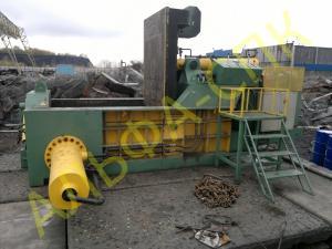 Гидравлический пресс для металлолома Y81-250