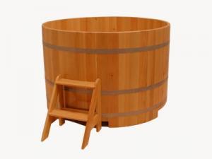 Купель дубовая для бани, сауны