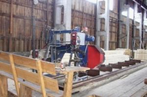 Производственная база по переработке древесины