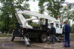 Продажа телескопическую автовышку ГАЗ 3309 с вылетом стрелы 18 метров