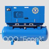 Винтовой компрессор АСО-ВК15-500