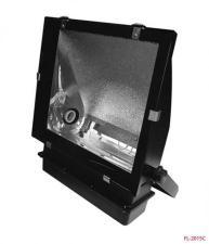 Прожектор металлогалогенный FOTON FL-2015C 1000W E40 10.2A серый асимметр