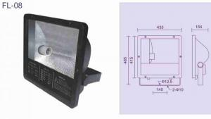 Прожектор металлогалогенный FOTON FL-08 400W E40 3.25A чёрн. асимметричный