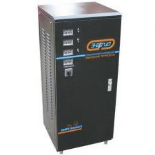 Стабилизатор трехфазный CНВТ-15000/3 ЭНЕРГИЯ Нybrid 105 V