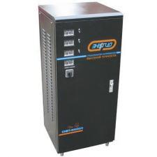 Стабилизатор трехфазный CНВТ-30000/3 ЭНЕРГИЯ Нybrid 105 V