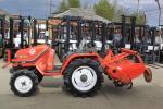 Трактор Kubota (Япония)