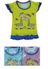 Блузка детская для девочки Кнопка Efri-Sd123 (хлопок)