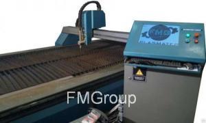 Аппарат для раскроя листового металла УПМР –3015 TANDEM