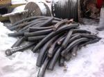 На переработку кабель