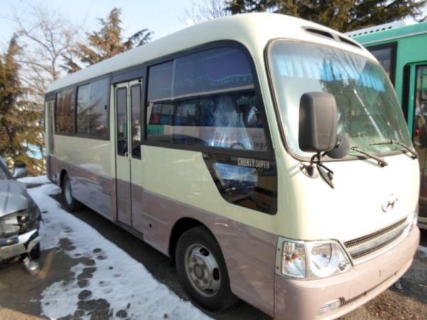Владивосток hyundai county купить