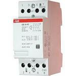 Модульный пускатель контактор ESB-24-40 (24А AC1) катушка 220В АС/DC ABB ABB