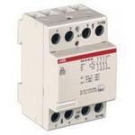 Модульный пускатель контактор ABB ESB-40-40 (40А AC1) катушка 220В АС/DC